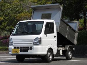三菱 ミニキャブトラック 350kg 土砂禁ダンプ