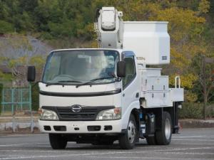 日野 デュトロ 9.9m 高所作業車