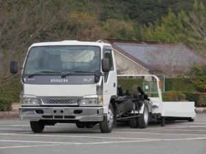 いすゞ エルフトラック 1.85t ワイド超ロング フラトップ