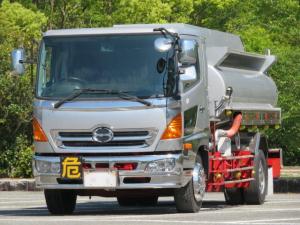 日野 ヒノレンジャー 6.8t 増トン 8KL タンクローリー