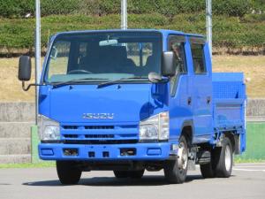 いすゞ エルフトラック 1.5t 低床 Wキャブ P/G