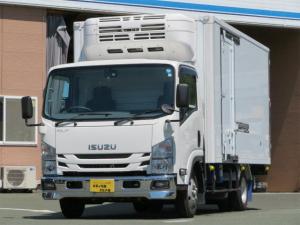 いすゞ エルフトラック 2t ワイドロング 冷凍車 P/G