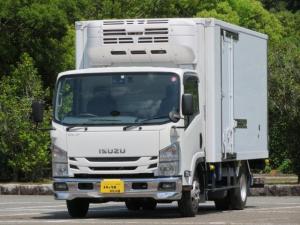 いすゞ エルフトラック 3t ワイドロング 冷凍冷凍車 パワーゲート