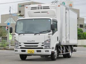 いすゞ エルフトラック 3t ワイド 冷蔵冷凍パワーゲート