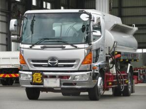 日野 ヒノレンジャー 6.8t 増トン 8KLタンクローリー