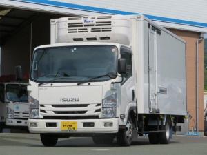 いすゞ エルフトラック 3t ワイド超ロング 冷蔵・冷凍車
