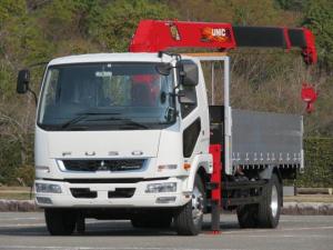 三菱ふそう ファイター 7.8t 増トン 5段ラジコンフックイン