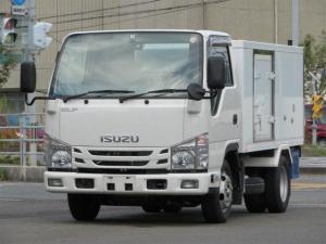いすゞ エルフトラック 1.5t 全低床 冷蔵・冷凍車