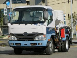 日野 デュトロ 1.85t バキュームカー