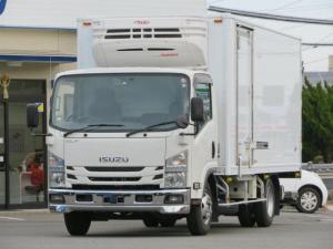 いすゞ エルフトラック 3.45t ワイド超ロング 冷凍車 パワーゲート
