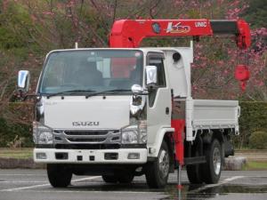 いすゞ エルフトラック 2t 11尺 4段フックイン
