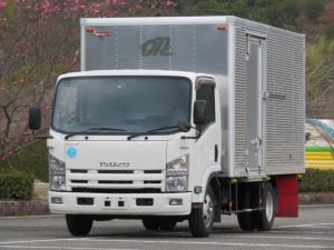 いすゞ エルフトラック 2.95t ワイドロング ドライバン