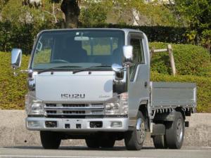いすゞ エルフトラック 1.5t 全低床 10尺