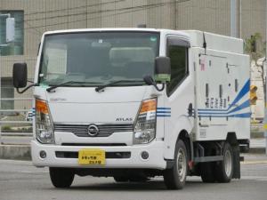 日産 アトラストラック 高圧洗浄車