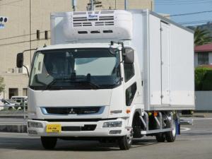 三菱ふそう ファイター 2.35t ワイド 冷蔵冷凍車 パワーゲート