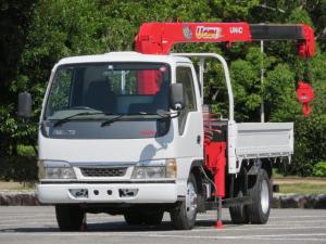 日産 アトラストラック 2t 4WD ロング 3段ラジコンフックイン