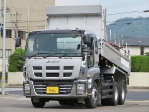 いすゞ ギガ 9.6t ダンプ