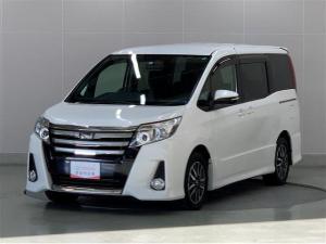 トヨタ ノア Si メモリーナビ フルセグ 3列シート スマートキ-