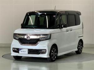 ホンダ N-BOXカスタム G・Lホンダセンシング バックモニター メモリーナビ ETC