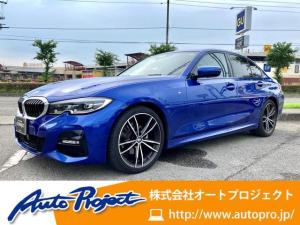 BMW 3シリーズ 320i Mスポーツ ユーザー買取車/ワンオーナー/本革シート/シートヒーター/純正ナビ/バックカメラ/パワーシート