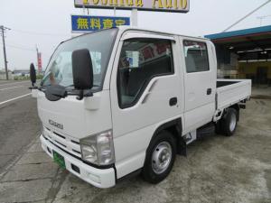 いすゞ エルフトラック 3.0D Wキャブ 1.5t