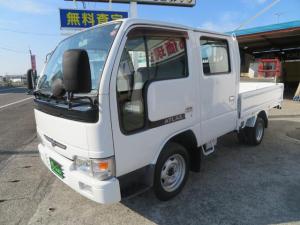 日産 アトラストラック  3.2D 1.25t Wキャブ