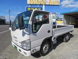 いすゞ エルフトラック  3.0D 5速 平ボディ 1.5t