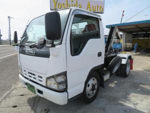 いすゞ エルフトラック  4.8D 2t コンテナ専用車 スムーサー5速