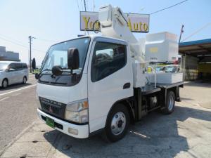 三菱ふそう キャンター  4.9D 高所作業車タダノAT100 積載500kg