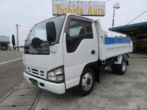 いすゞ エルフトラック  4.8D 2tダンプ