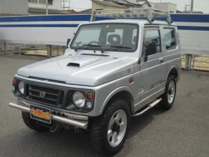 スズキ ジムニー ワイルドウインド 4WD ルーフキャリア
