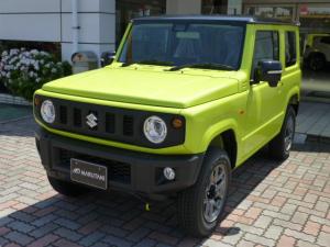 スズキ ジムニー XC 届出済未使用車 セーフティサポート 4WD