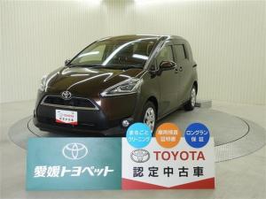 トヨタ シエンタ G クエロ メモリーナビ 両側電動スライドドア ETC CD