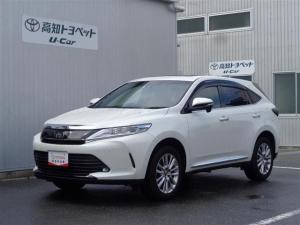 トヨタ ハリアー プレミアム メモリーナビ ドライブレコーダー ETC