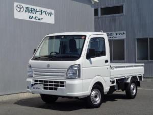 スズキ キャリイトラック KCエアコン・パワステ 5MT ABS