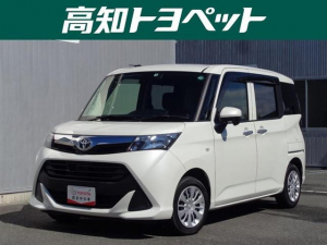 トヨタ タンク X S メモリーナビ ワンセグ ドライブレコーダー バックモニター
