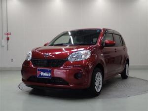 トヨタ パッソ X LパッケージS スマートキ- イモビライザー ABS