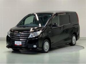 トヨタ ノア ハイブリッドX ディライトプラス メモリーナビ フルセグ
