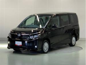 トヨタ ヴォクシー V 衝突被害軽減ブレーキ バックモニター メモリーナビ