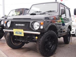 スズキ ジムニー ランドベンチャー 4WD ツインカムターボ リフトアップ