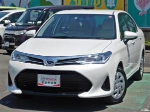 トヨタ カローラアクシオ 1.5G ダブルバイビー