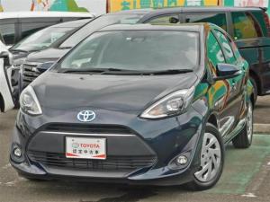 トヨタ アクア S 衝突被害軽減システム ドライブレコーダー ETC