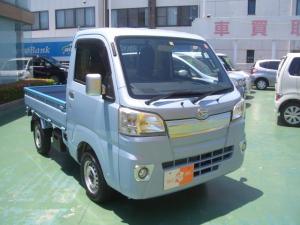 ダイハツ ハイゼットトラック エクストラ 4WD Lo/Hi切替 デフロック