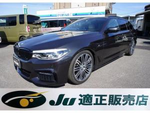 BMW 5シリーズ 523dツーリング Mスポーツ ハイライン・イノベーションP