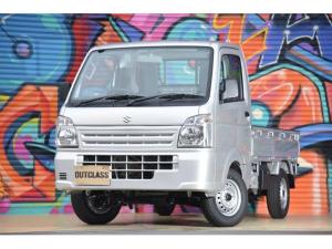 スズキ キャリイトラック KCエアコン・パワステ農繁仕様 4WD 5MT届出済未使用車