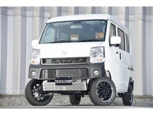 スズキ エブリイ ジョイン  4WD リフトアップ ナビ サイドバックカメラ