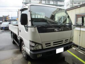 いすゞ エルフトラック 高床 3トン ワイドボディー ディーゼル 6MT 2ペダル