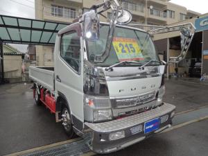 三菱ふそう キャンター  平ボディ1.5トン積 社外メッキパーツ シャーシ塗装 オートマ