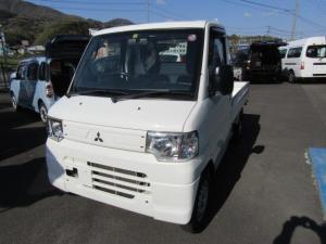 三菱 ミニキャブトラック VX-SE エアコン パワステ 4WD 5速ミッション