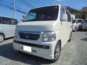 ホンダ バモス L・スタイリッシュパッケージ 4WD F5